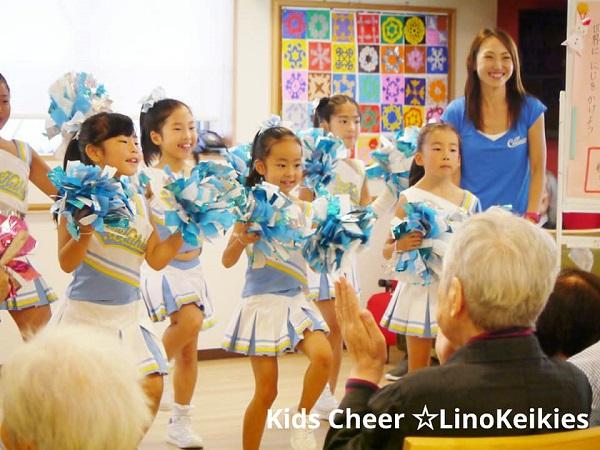 ■葉山/逗子チアスクール■ キッズチアリーディングスクール