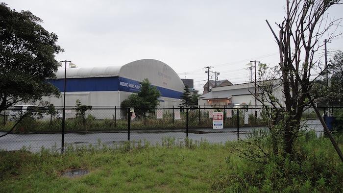 MFP藤沢テニスコート