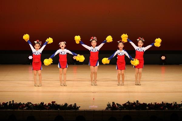 ■横浜/横須賀チアスクール■ トリコロールマーメイズ チアリーディングスクール