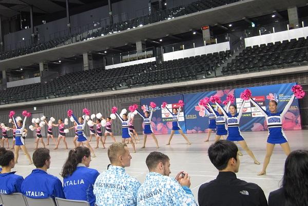 【日程変更】調布体育協会チアダンスチーム WINDYS (ウィンディーズ)公式体験会のお知らせ