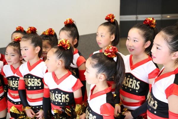 cheerland_All Japan Cheerleading and Dance Championship Nationals 2014_「ダンススタジオ夢工房 CHASERS」_4