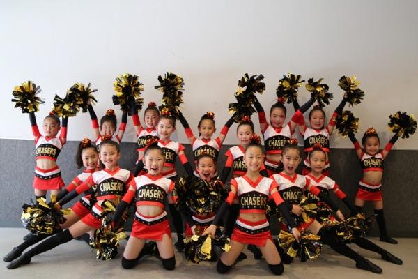 cheerland_All Japan Cheerleading and Dance Championship Nationals 2014_「ダンススタジオ夢工房 CHASERS」_5