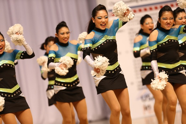 cheerland_All Japan Cheerleading and Dance Championship Nationals 2014_1