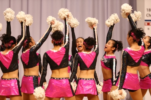 cheerland_All Japan Cheerleading and Dance Championship Nationals 2014_10
