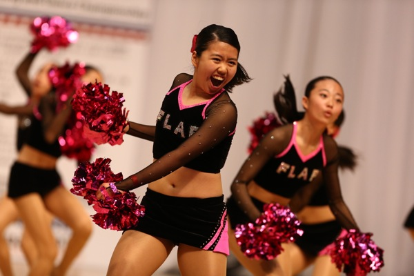cheerland_All Japan Cheerleading and Dance Championship Nationals 2014_14