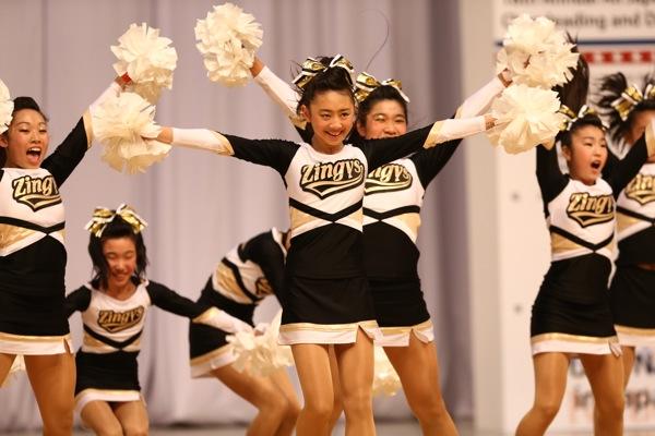 cheerland_All Japan Cheerleading and Dance Championship Nationals 2014_15