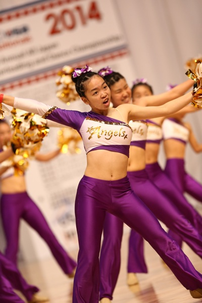 cheerland_All Japan Cheerleading and Dance Championship Nationals 2014_16