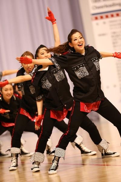 cheerland_All Japan Cheerleading and Dance Championship Nationals 2014_25