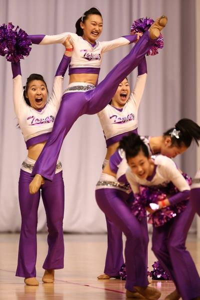 cheerland_All Japan Cheerleading and Dance Championship Nationals 2014_26