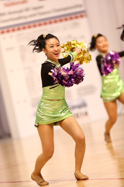 cheerland_All Japan Cheerleading and Dance Championship Nationals 2014_3