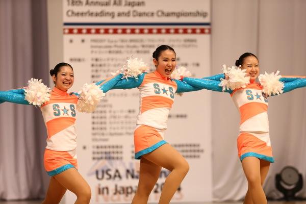 cheerland_All Japan Cheerleading and Dance Championship Nationals 2014_7