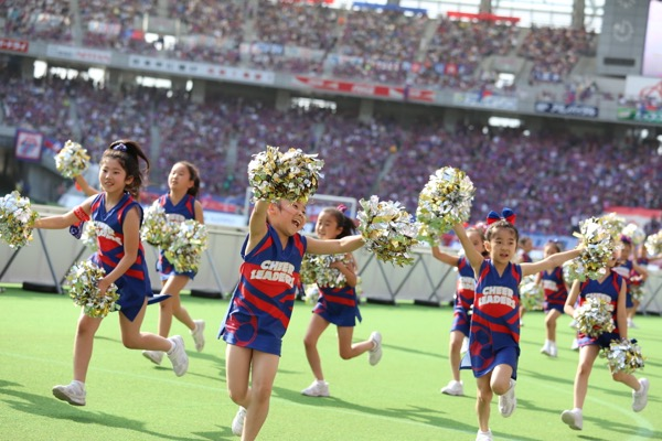 FC東京キッズチア出演-味の素スタジアム-24