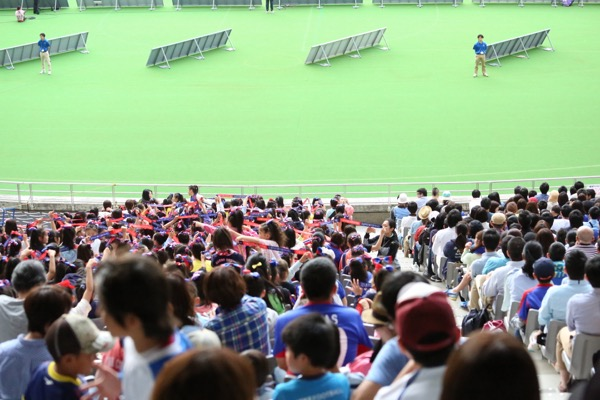 FC東京キッズチア出演-味の素スタジアム-27