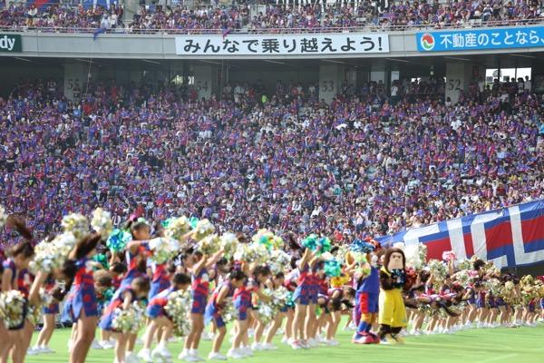 FC東京キッズチア出演-味の素スタジアム-22