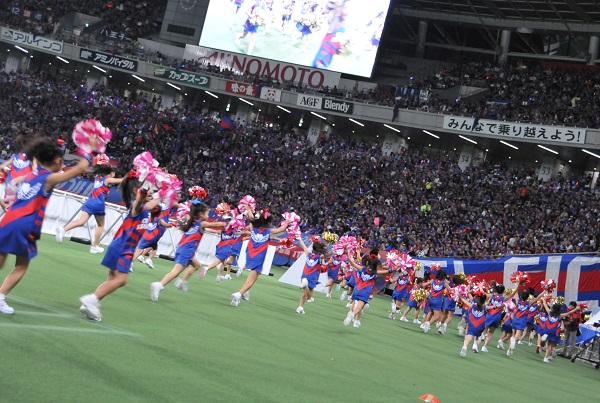 FC東京キッズチア-味の素スタジアム-38
