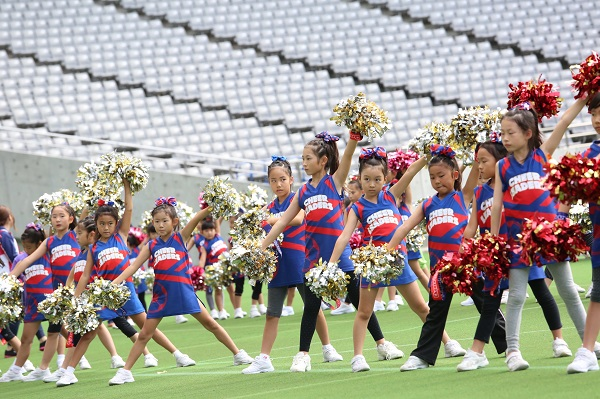 FC東京キッズチア-味の素スタジアム-12