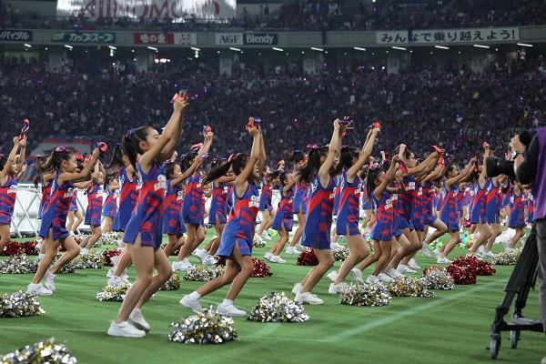 FC東京キッズチア-味の素スタジアム-30