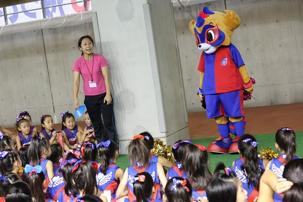FC東京キッズチア-味の素スタジアム-40
