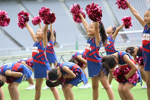 FC東京キッズチア-味の素スタジアム-16