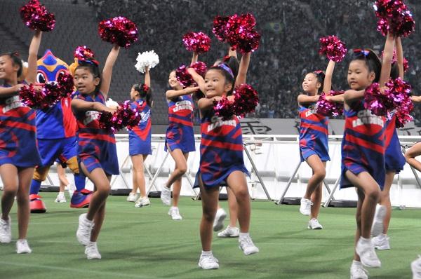 FC東京キッズチア-味の素スタジアム-33