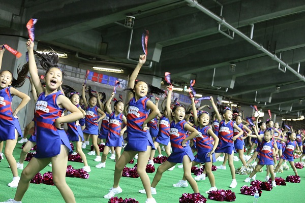 FC東京キッズチア-味の素スタジアム-25