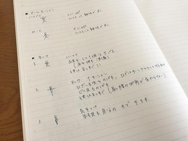 チアテク_基礎_チアノートの書き方3