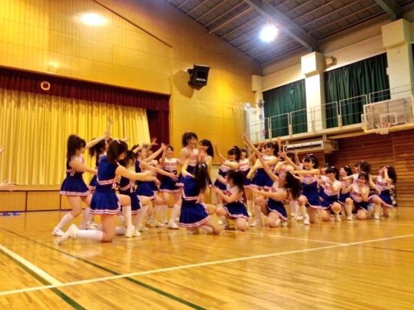 ペスカドーラ町田チアリーダーFiore-2