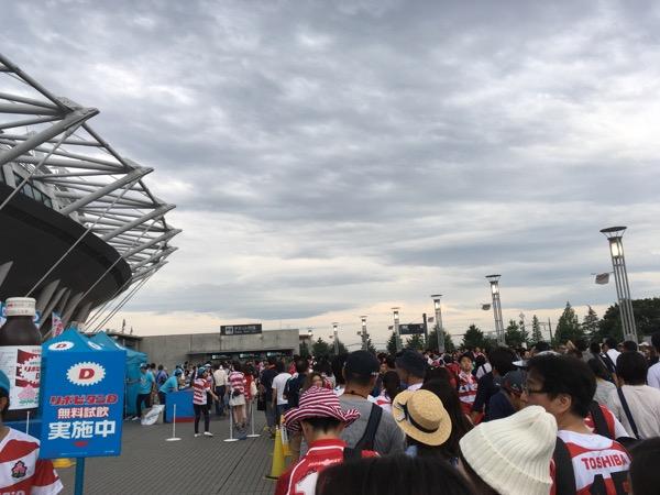 ラグビー国際試合『日本代表vsスコットランド代表』@味の素スタジアム_10