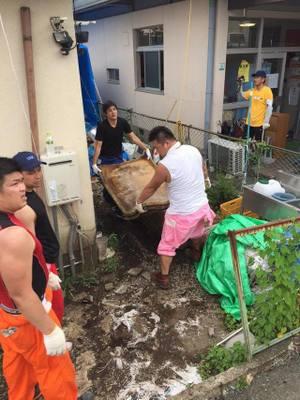 熊本地震ボランティア‐1