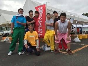 熊本地震ボランティア‐2