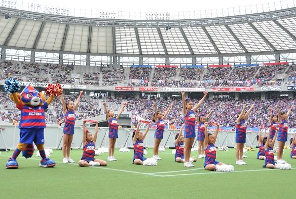 FC東京キッズチア-味の素スタジアム-11