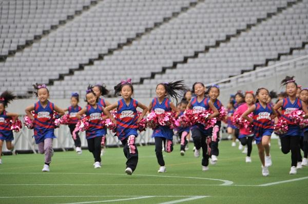FC東京キッズチア-味の素スタジアム-14