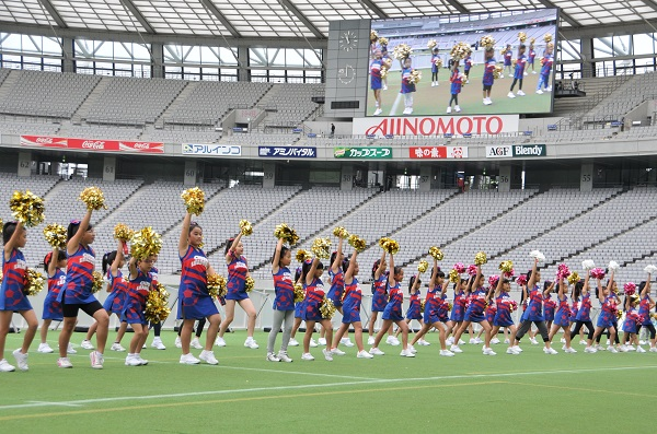 FC東京キッズチア-味の素スタジアム-20
