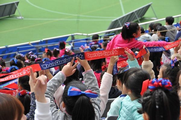 FC東京キッズチア-味の素スタジアム-24