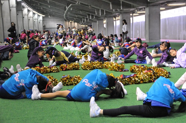 FC東京キッズチア-味の素スタジアム-3