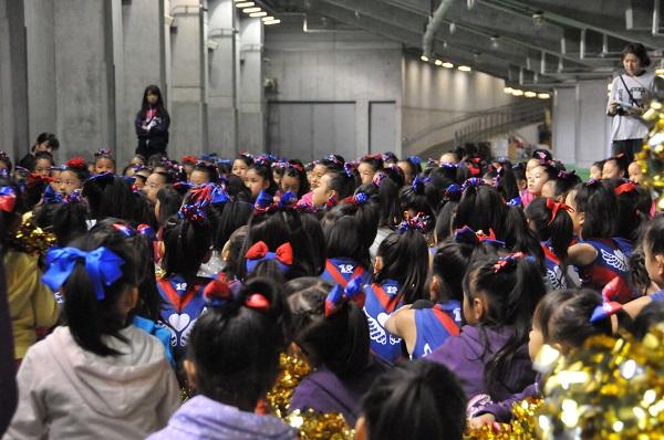 FC東京キッズチア-味の素スタジアム-5