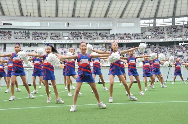FC東京キッズチア-味の素スタジアム-8