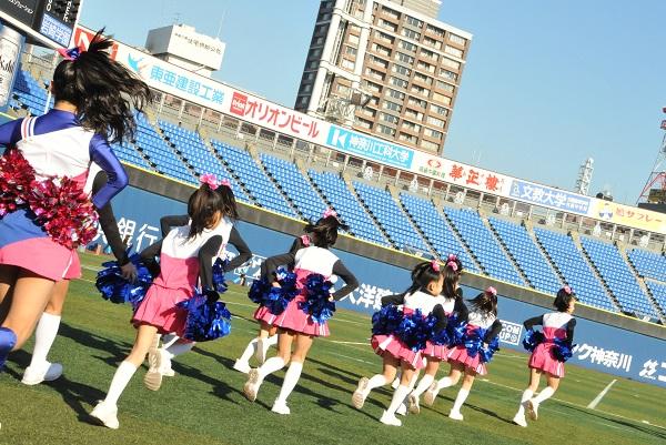 横浜トーキョーボウル-チアリーダーズ1