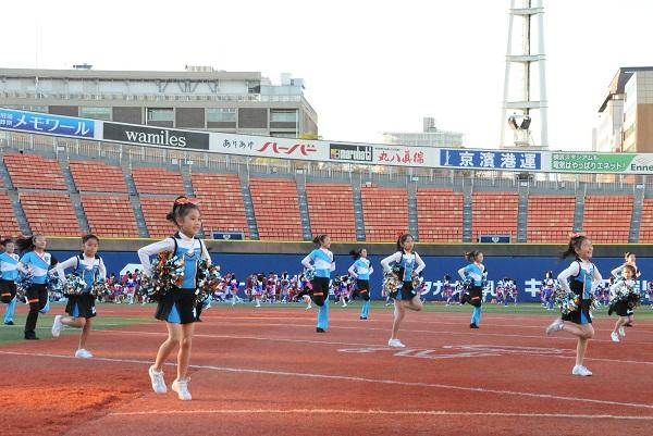 横浜トーキョーボウル-チアリーダーズ15