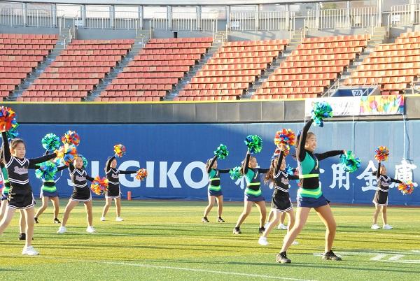 横浜トーキョーボウル-チアリーダーズ17