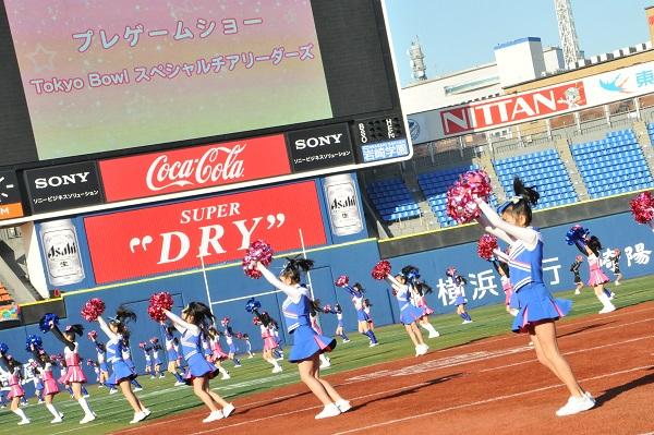 横浜トーキョーボウル-チアリーダーズ2