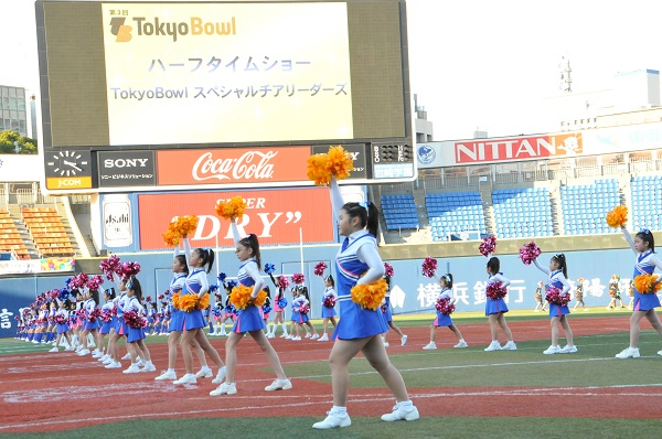 横浜トーキョーボウル-チアリーダーズ21