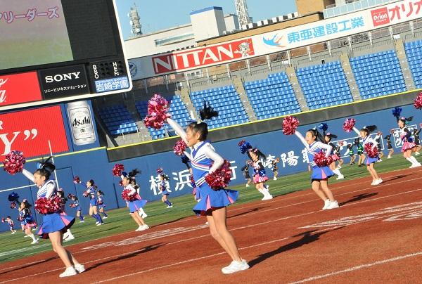 横浜トーキョーボウル-チアリーダーズ3