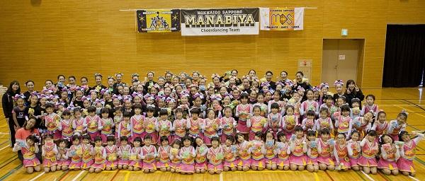 北海道札幌チアスクールマナビシャ