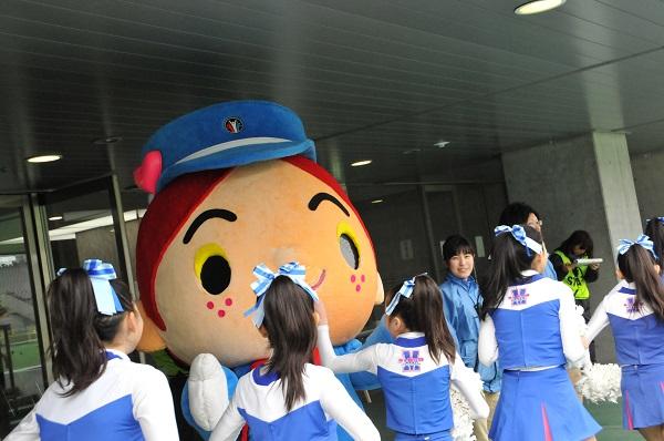 調布市民駅伝‐チアスクール‐25
