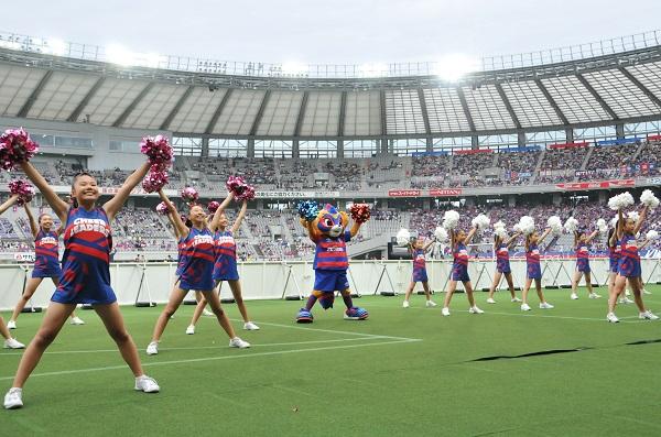 FC東京キッズチア‐味の素スタジアム‐24