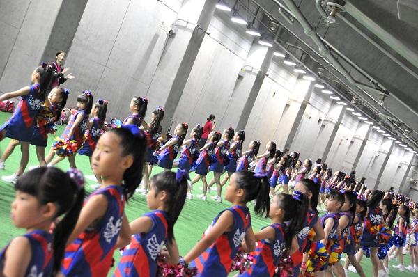 FC東京キッズチア‐味の素スタジアム‐15