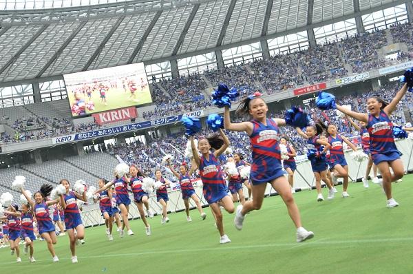 FC東京キッズチア‐味の素スタジアム‐31