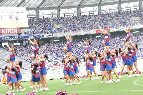 FC東京キッズチア‐味の素スタジアム‐28