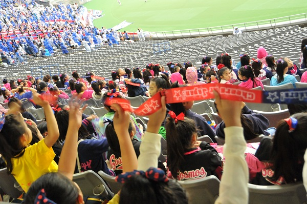 FC東京キッズチア‐味の素スタジアム‐36